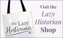 Shop for Lazy Historian Merch