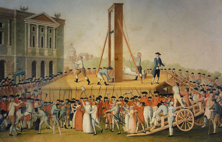 Month of Macabre: A History of the Guillotine
