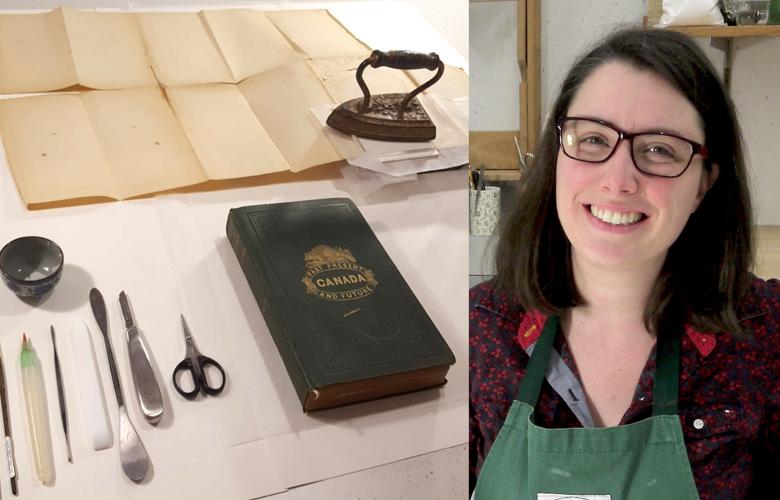 Interview: Jennifer Robertson, Art Conservator