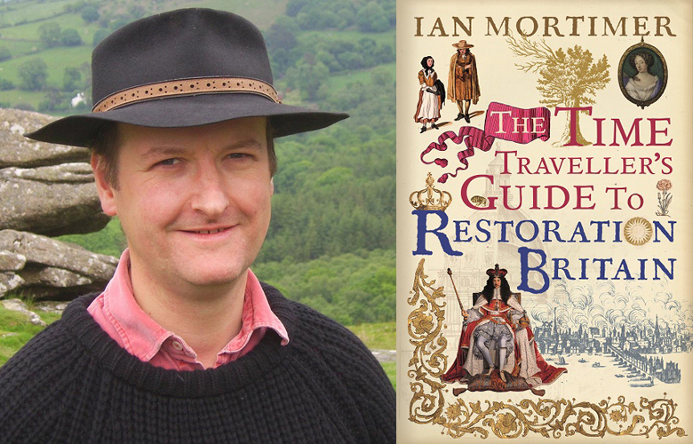 Interview: Dr. Ian Mortimer, Author and Historian
