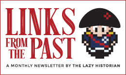 Links from the Past newsletter