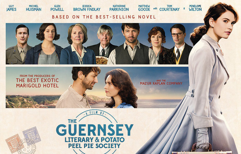 Review: The Guernsey Literary and Potato Peel Society (Film)