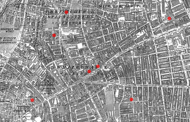 Was Jack the Ripper a Woman?