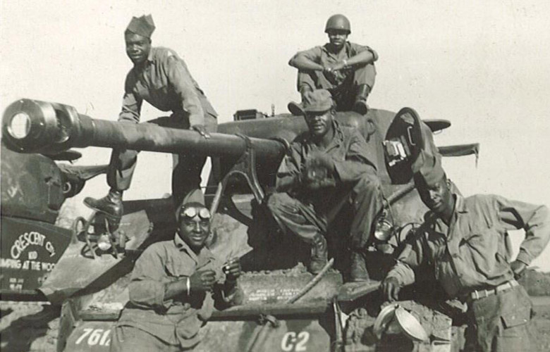 Black Panthers vs. Nazis: Meet Patton's All-Black 761st Tank Battalion that Transformed Race Relations and Made America Better