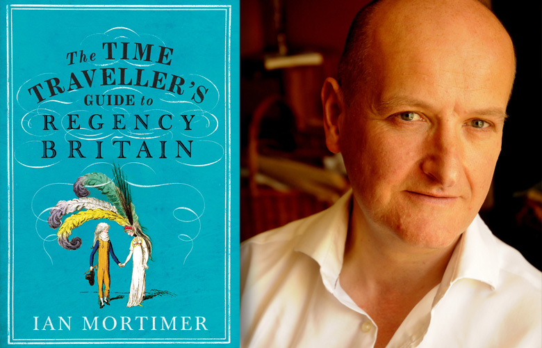 Interview: Ian Mortimer, Author and Historian